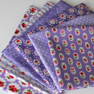 lilac shabby chic fabrics