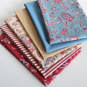 hedgerow flowers - dutch heritage fabric