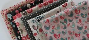 the secret garden fat quarter fabric collection