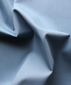 solid blue fabric