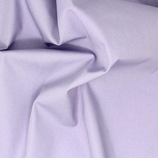 Dusky lilac plain solid.