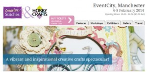 creative stitches show banner