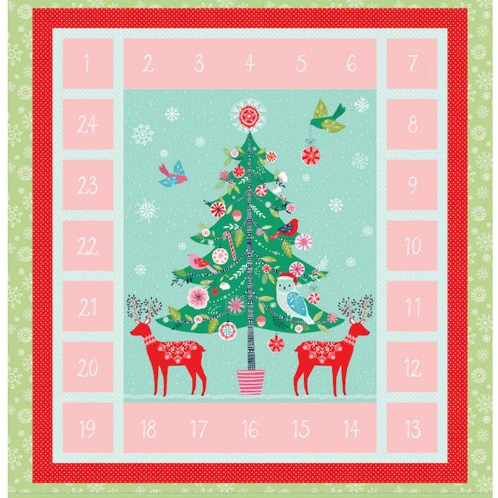kitsch christmas advent calendar