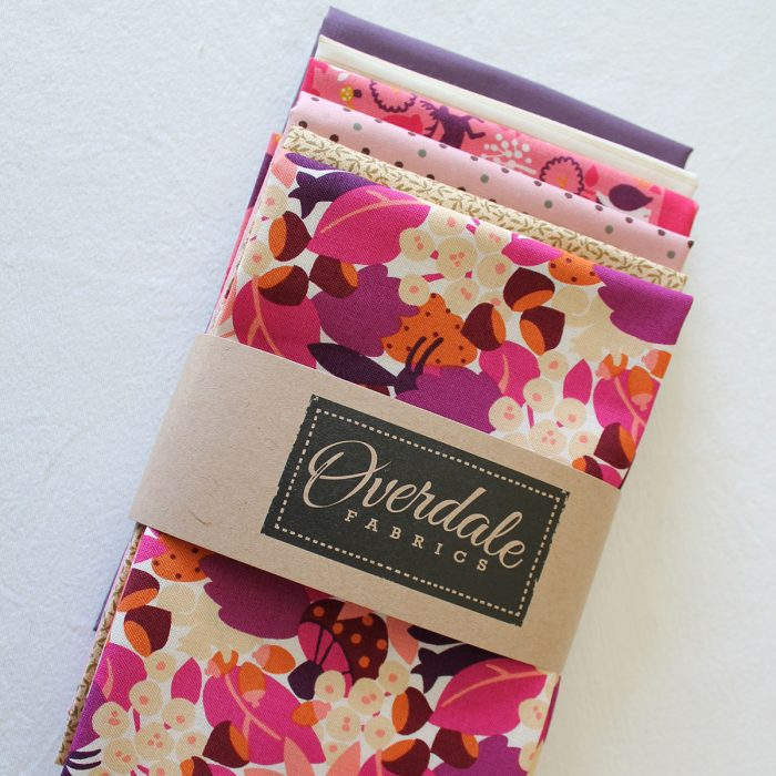 pack of fat quarters