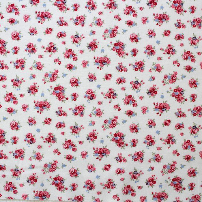 miniature rose fabric
