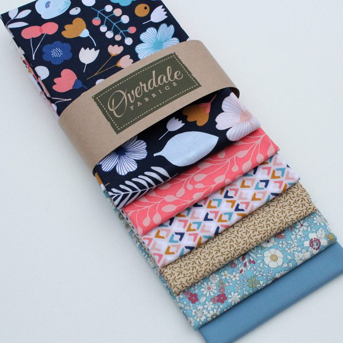 fat quarters in a pack