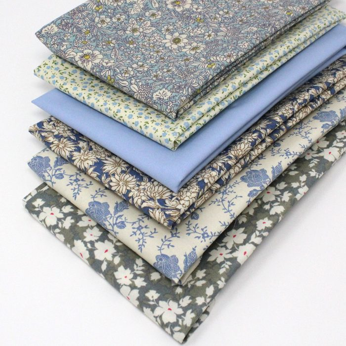 Rambling Garden, six fat quarter pack.