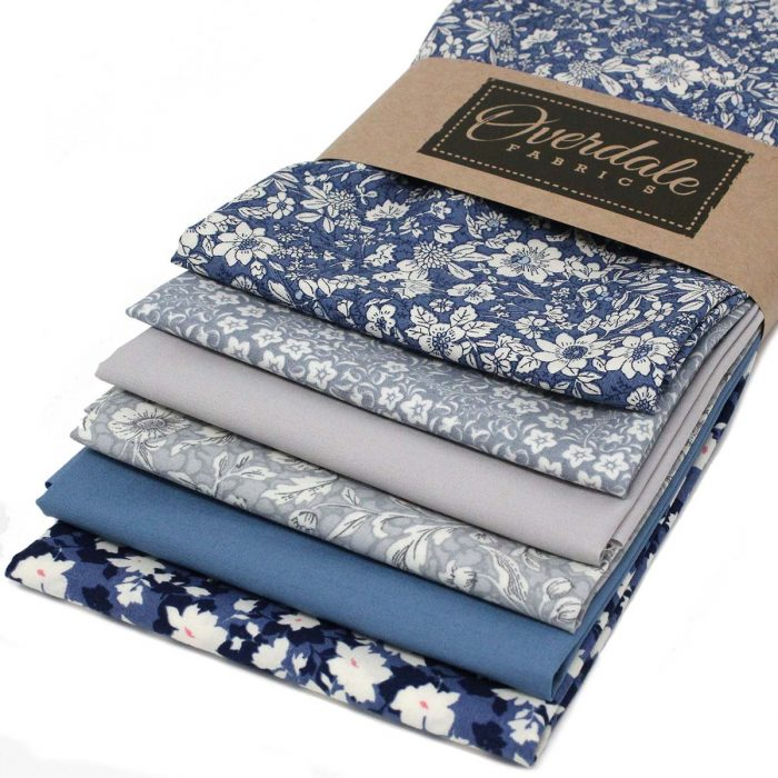Rambling Garden fat quarter pack.
