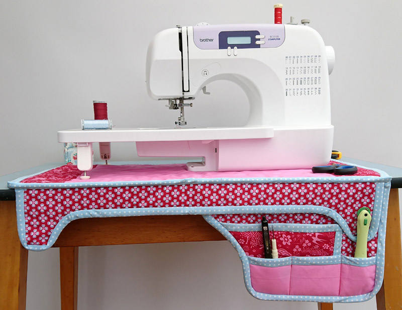 How to make a sewing mat tutorial.