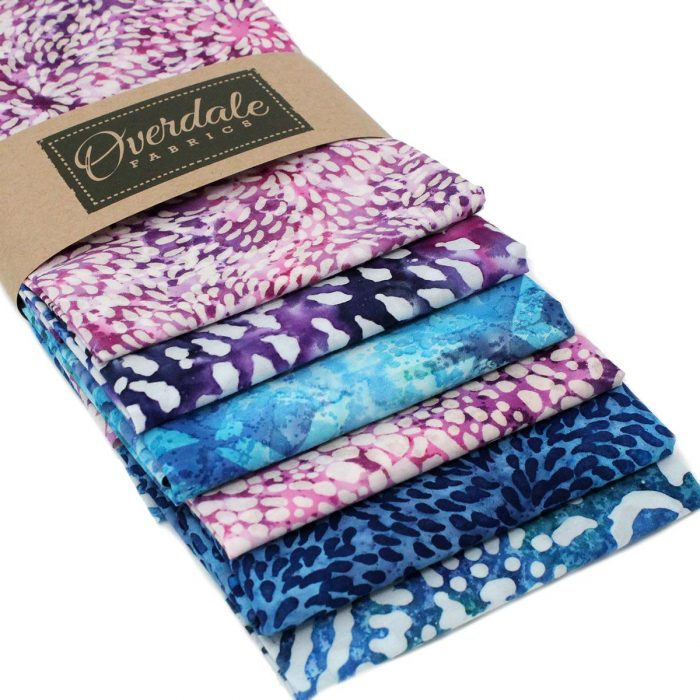 batik fat quarter pack