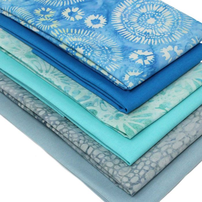 Blue planet fat quarter pack