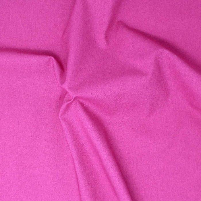 Fuchia pink fabric