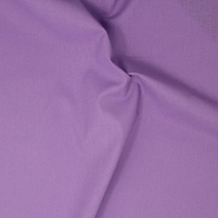 dusky lavender plain solid fabric.