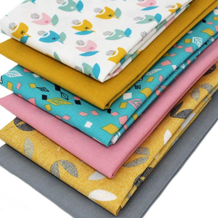 retro fat quarter pack