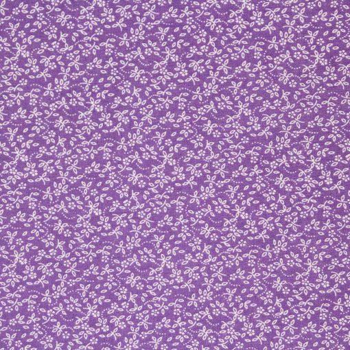 lilac ditsy daisy