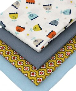 Retro garden fabrics.