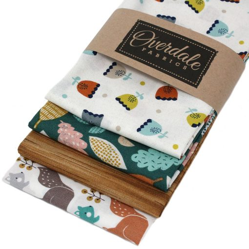 Fat quarter pack featuring designs by Dashwood Studios.