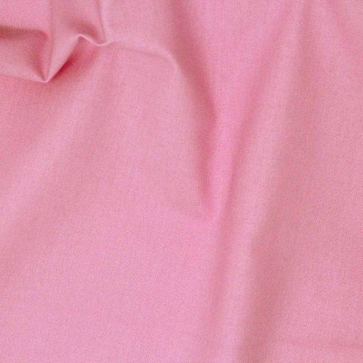 Soft baby pink fabric.