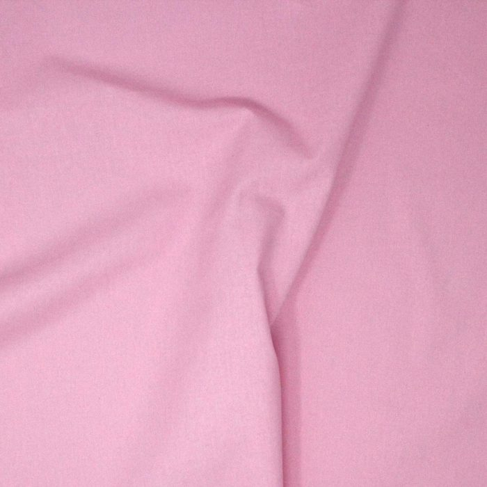 Soft pink fabric.