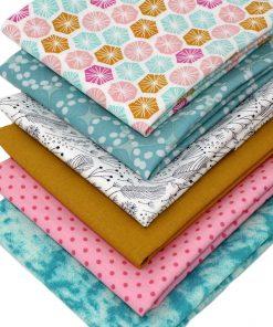 printed fat quarter fabrics