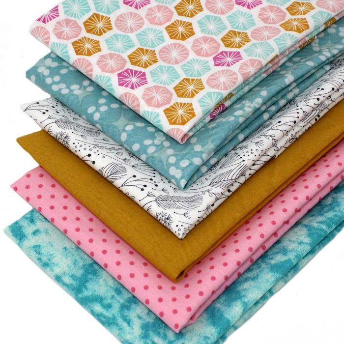 printed fat quarter fabrics