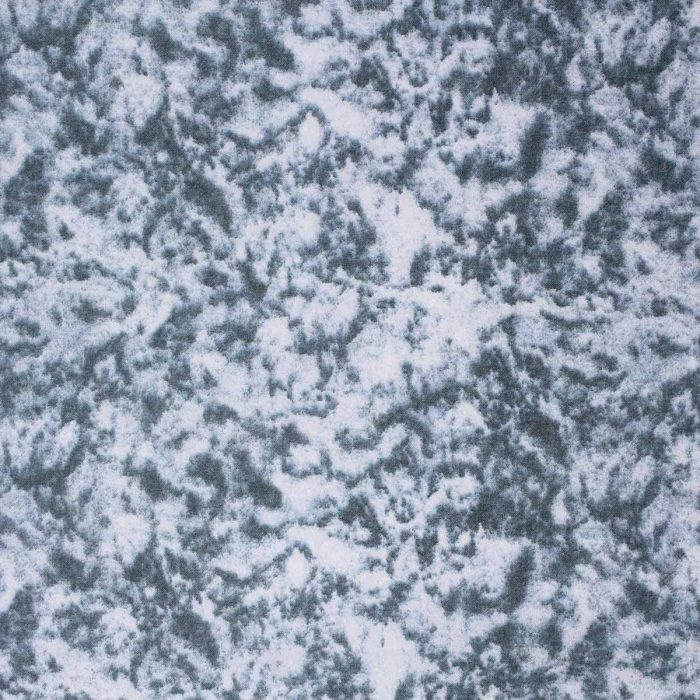 blue grey marble fabric