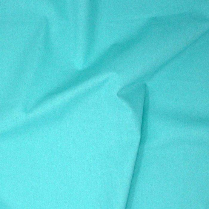light peacock fat quarter fabric
