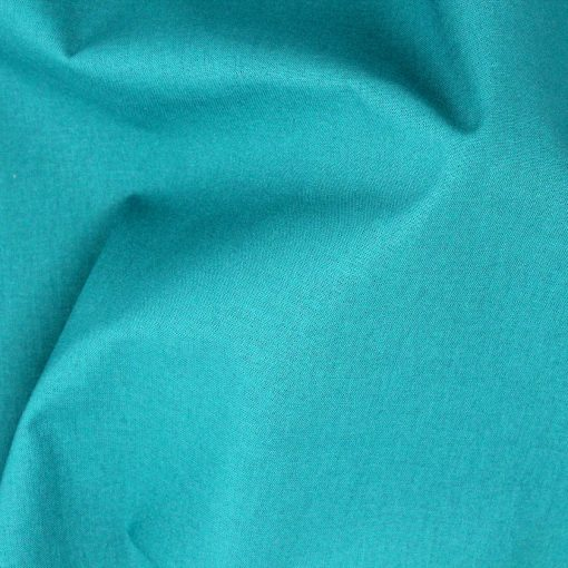 teal solid fat quarter fabric