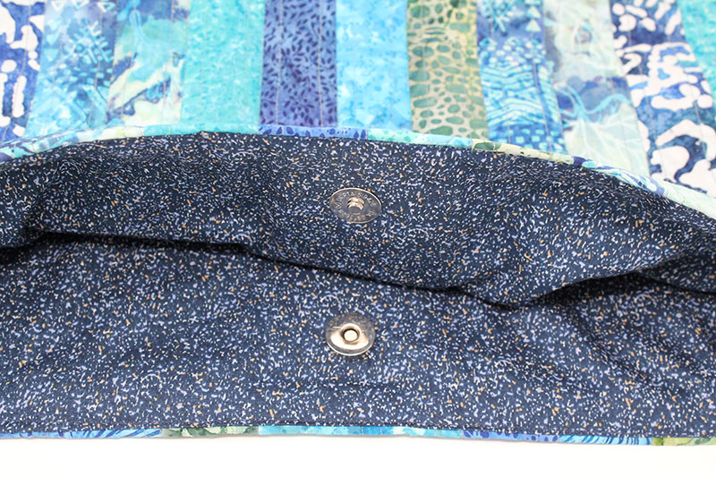 magnetic handbag clasp