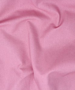 Dusky pink fabric.